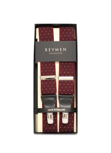 Beymen Collection Pantolon Askısı Bordo